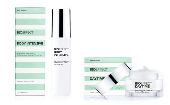 Bioeffect Body Intensive yBioeffect Daytime