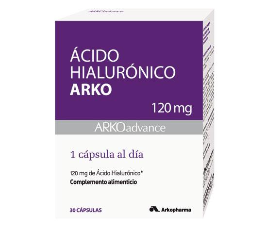 ácido hialurónico Arko
