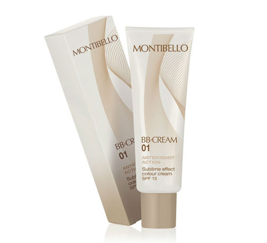 packaging BB-Cream de Montibello