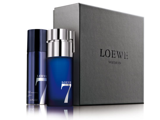 cofre regalo Loewe 7 con deo