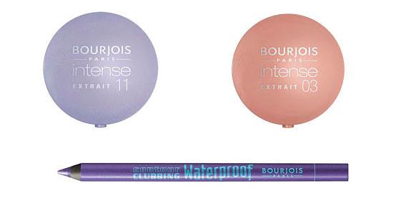 productos de la nueva colección de Bourjois