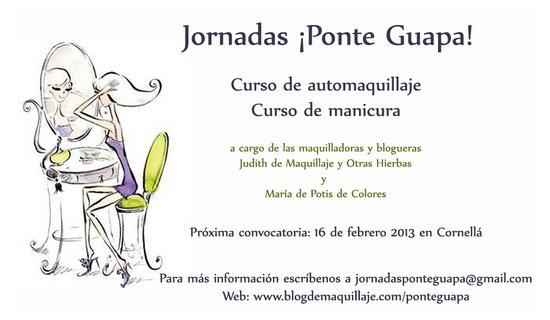 Jornadas de Belleza ¡Ponte Guapa!