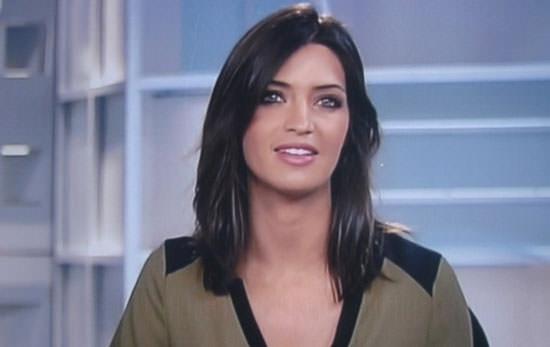 media melena de Sara Carbonero
