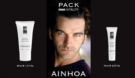 Pack Men Vitality de Ainhoa
