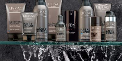 productos Lierac Homme Paris