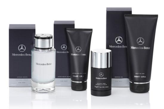 Mercedes-Benz, estrella tambien en el mundo del Perfume