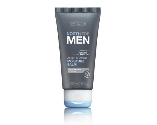 Bálsamo Aftershave Hidratante North For Men