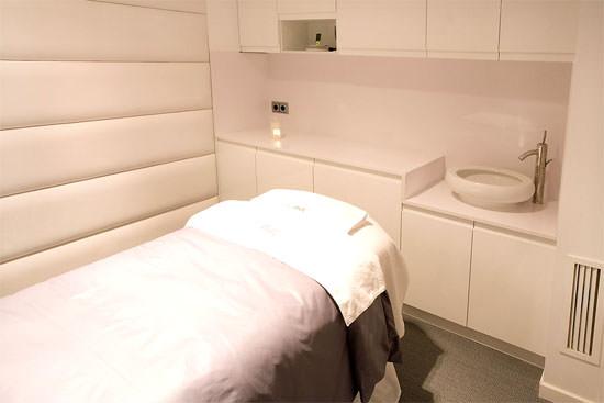 cabina tratamiento Geisha Deluxe en SKINC