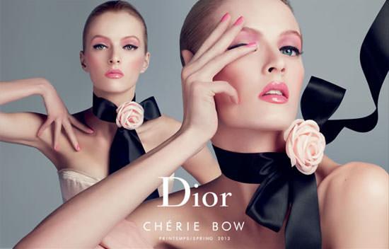 colección Chérie Bow de Dior