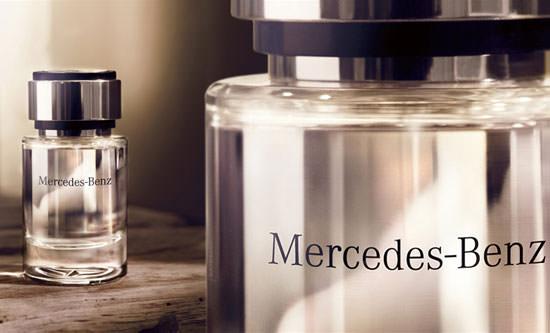 detalle Mercedes-Benz Perfume