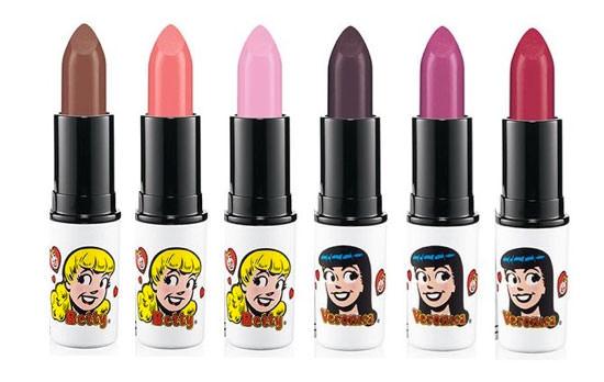 labiales Archie's Girls de M•A•C