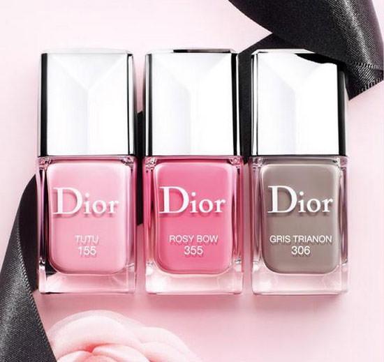 lacas de uñas Chérie Bow de Dior