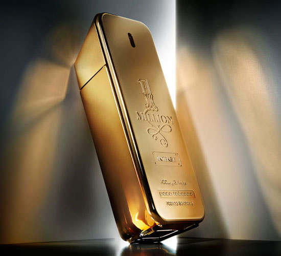 lingote 1 Million Intense de Paco Rabanne