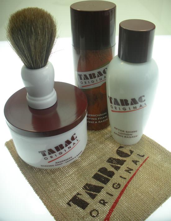 Set de afeitado Tabac Original