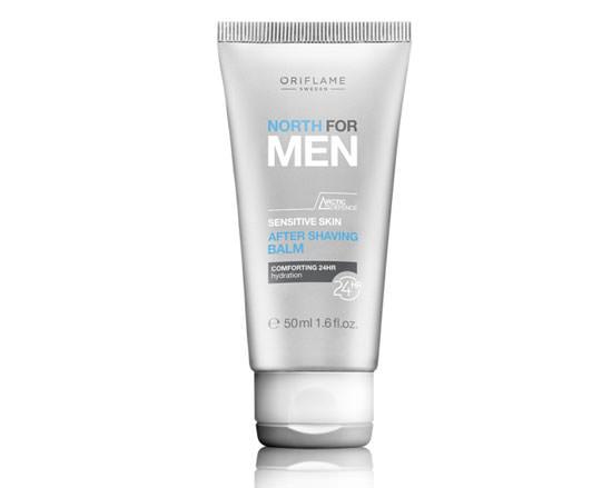 Bálsamo Aftershave para Piel Sensible North For Men