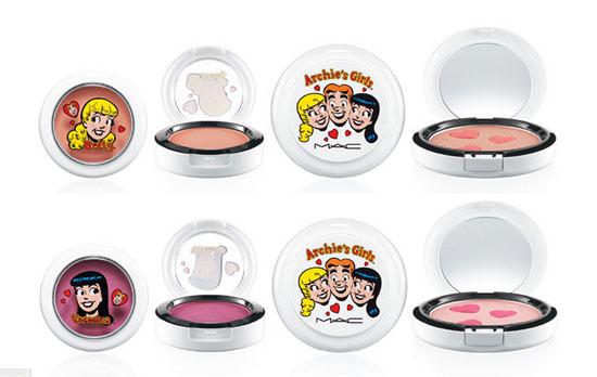 productos Archie's Girls de M•A•C
