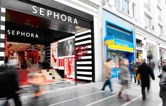 Productos para hombres de Sephora