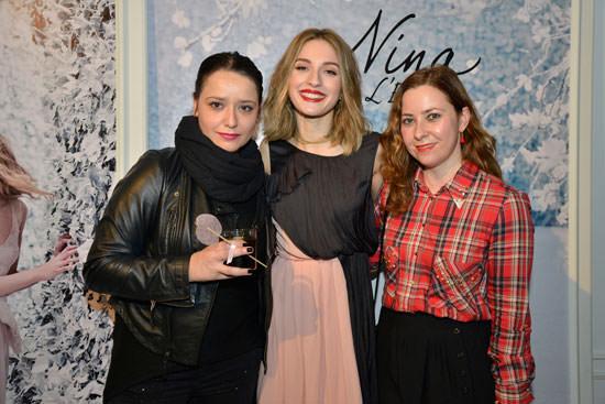 Arantza, María y Marisa