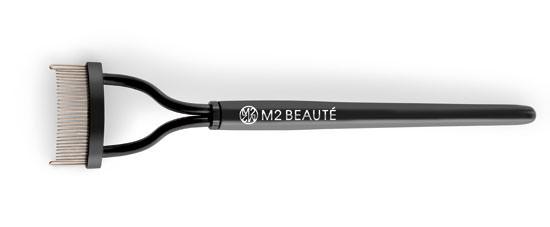 M2 Tools Eyelash Comb, cepillo para pestañas