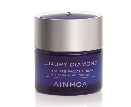 crema facial Luxury Diamond de Ainhoa