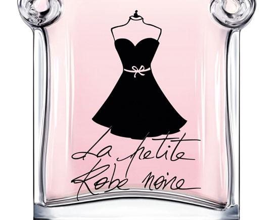 detalle vestido de La Petite Robe Noire Eau de Toilette