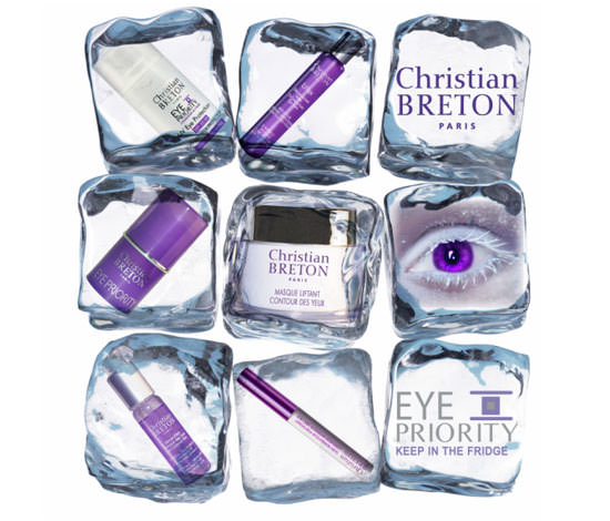 Eye Priority de Christian Breton