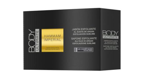 Jabón exfoliante Hammam Imperial,
