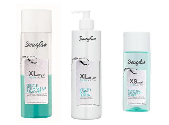 Limpieza facial con Douglas