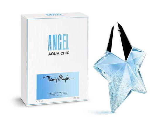 packaging Angel Aqua Chic