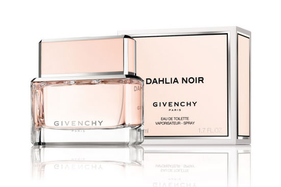 packaging Dahlia Noir edt