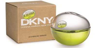 packaging DKNY Be Delicious