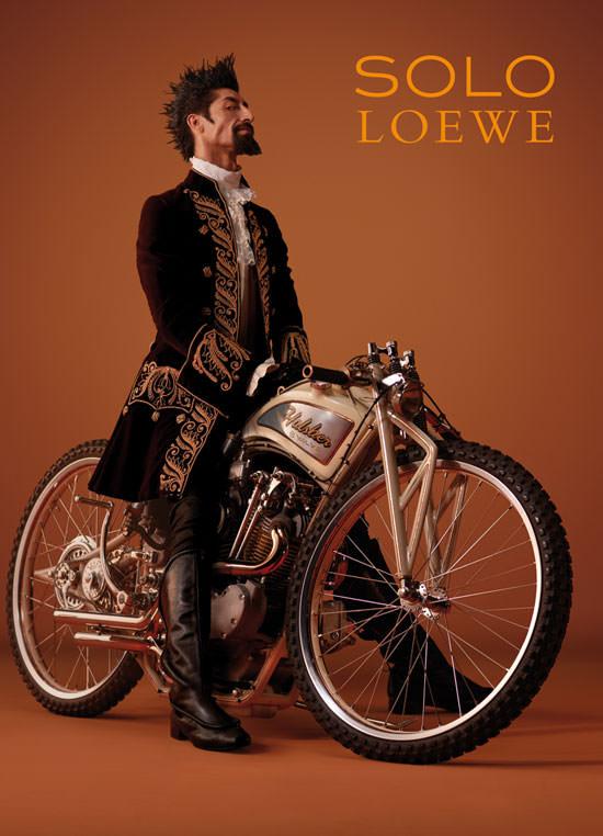 Paolo para Loewe