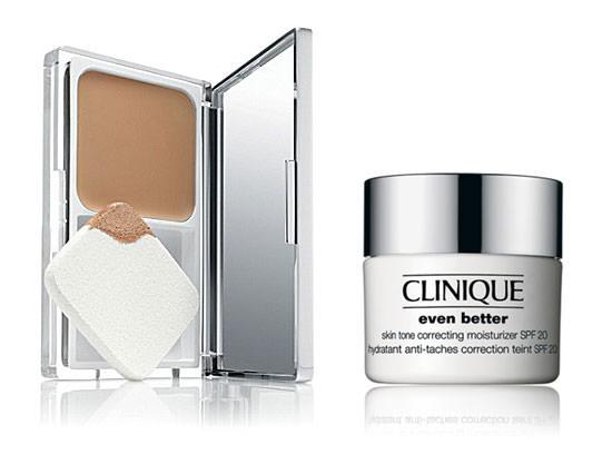 Tratamiento y maquillaje anti-manchas de Clinique