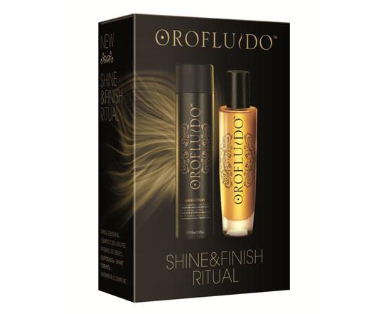 Shine & Finish Ritual