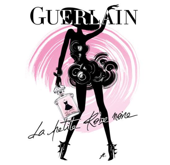 La Petite Robe Noire Eau de Toilette de Guerlain