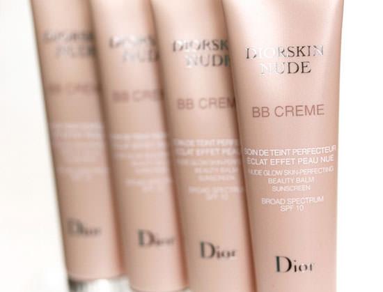 detalle Diorskin Nude BB Cream