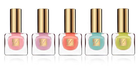 5 tonos de Pure Color Heavy Petals de Estée Lauder