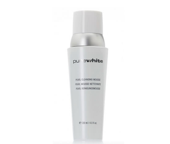 PureWhite Pearl Cleansing Mousse