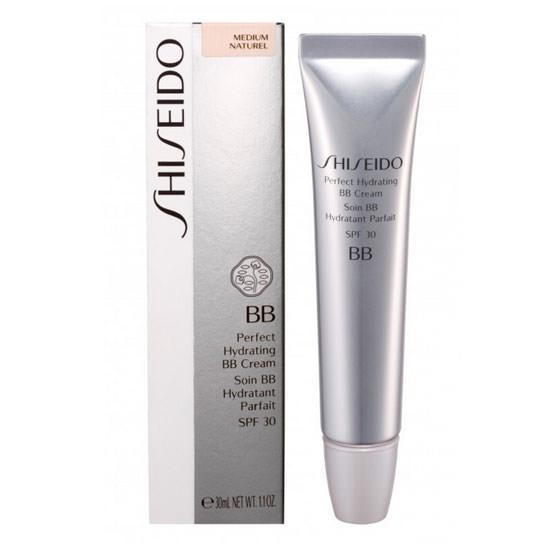 packaging BB Cream de Shiseido