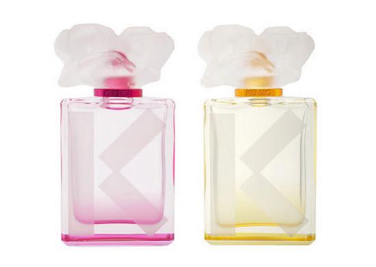 Couleur Kenzo, los colores tienen un perfume