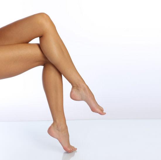 lucir piernas