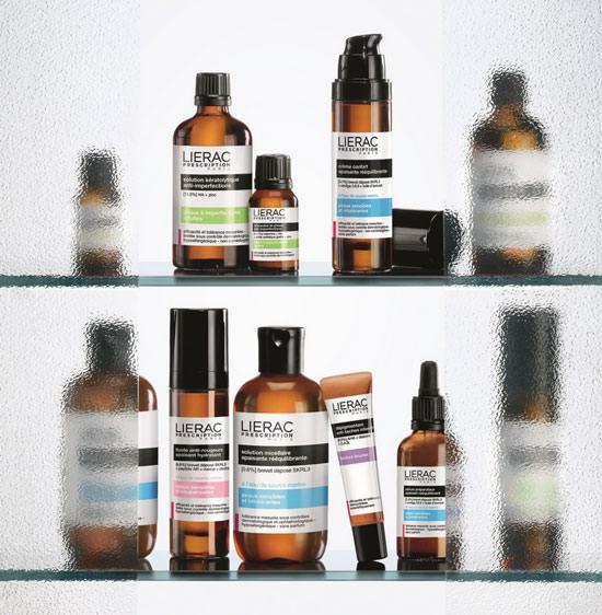 Lierac Prescription para pieles sensibles