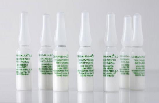 ampollas Germinal 3.0 Tratamiento Antiaging