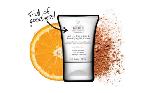 BB cream con vitamina C de Kiehl´s
