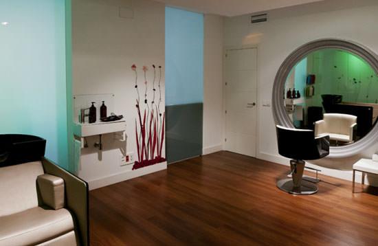 interior peluquería Ayala de Palma
