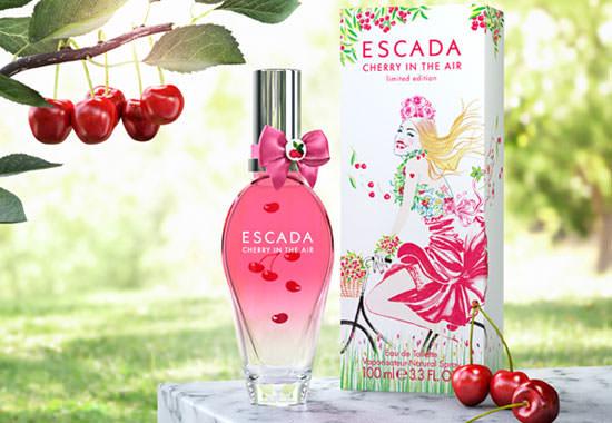 visual Escada Cherry in the Air