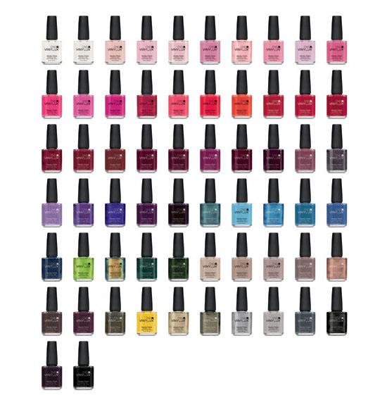 colores Vinylux