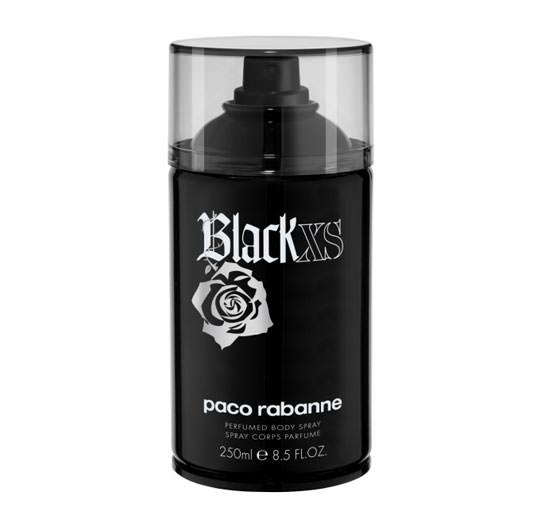 Black XS Body Spray para él