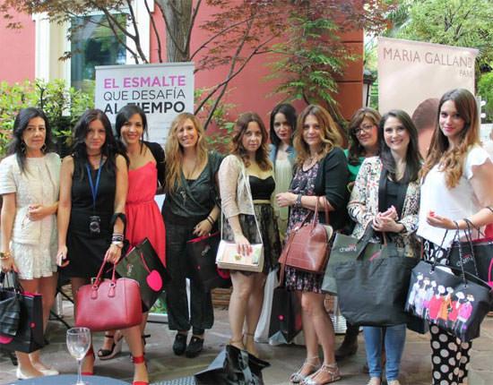 grupo de la Beauty Party
