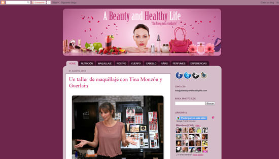 A Beauty and Healthy Life